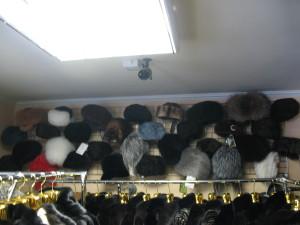 шапки жіночі -2