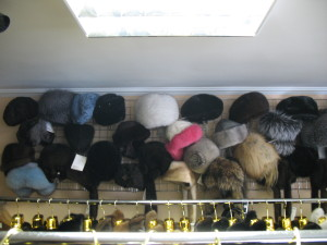 шапки жіночі